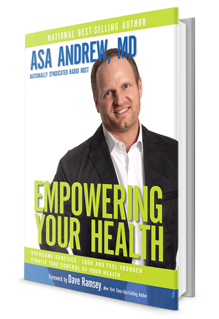 Empowering Your Health by Dr Asa Andrew